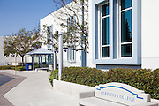 Cerritos Community College Stock Photo