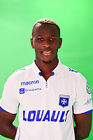 Mohammed Yattara of Auxerre