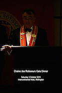 CHAINE DES ROTISSEURS GALA DINNER 2015