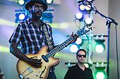 Gary Clark Jr. at Lollapalooza 2012