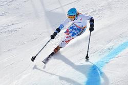 Inga Medvedeva, Women's Giant Slalom at the 2014 Sochi Winter Paralympic Games, Russia