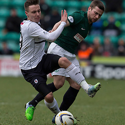 Hibs v Raith Rovers | Scottish Championship | 31 January 2015