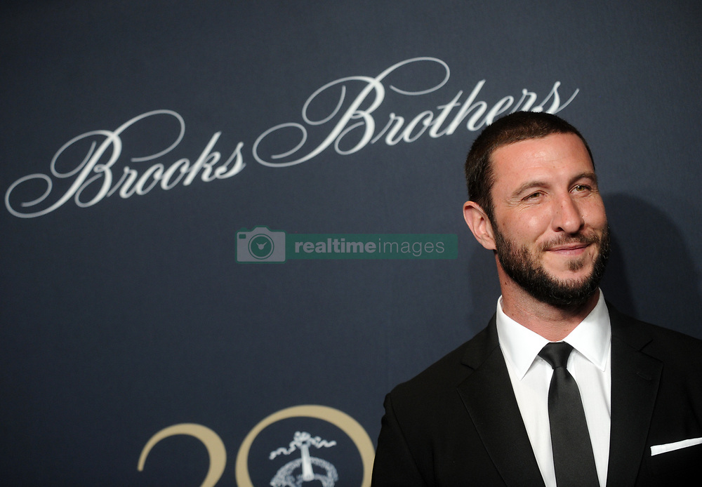 Pablo Schreiber attending Brooks Brothers Bicentennial Celebration At Jazz At Lincoln Center, New York City, NY, USA, on April 25, 2018. Photo by Dennis Van Tine/ABACAPRESS.COM