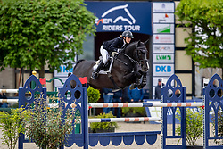 MEYER-ZIMMERMANN Janne Friederike (GER), Soccero 2<br /> Hagen - Horses and Dreams 2019 <br /> Preis der Pott´s Brauerei GmbH CSI2*<br /> Finale Mittlere Tour<br /> 28. April 2019<br /> © www.sportfotos-lafrentz.de/Stefan Lafrentz