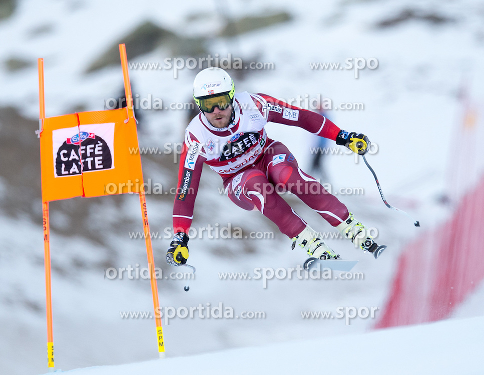 28.12.2015, Deborah Compagnoni Rennstrecke, Santa Caterina, ITA, FIS Ski Weltcup, Santa Caterina, Abfahrt, Herren, 2. Training, im Bild Kjetil Jansrud (NOR) // Kjetil Jansrud of Norway in action during the 2nd practice run of men's Downhill of the Santa Caterina FIS Ski Alpine World Cup at the Deborah Compagnoni Course in Santa Caterina, Italy on 2015/12/28. EXPA Pictures © 2015, PhotoCredit: EXPA/ Johann Groder