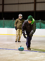 Curling Tournament at the Gilford Ice Rink.  Karen Bobotas for the Laconia Daily Sun