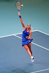 Kristina Mladenovic, 2014.
