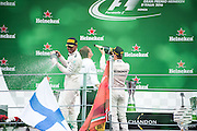 September 4, 2016: Lewis Hamilton (GBR), Mercedes, Nico Rosberg  (GER), Mercedes , Italian Grand Prix at Monza