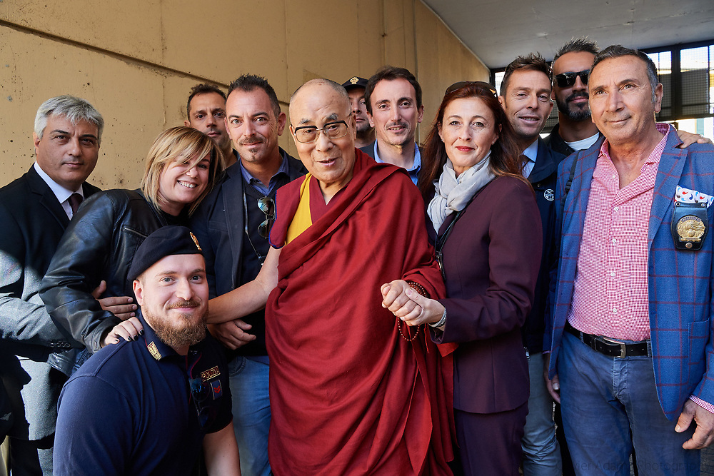 Conferring of an Honorary Master's Degree by the University of Pisa to Dalai Lama and Second Session of MindScience Symposium