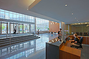 Interior Design Image of Washington DC office building at 20 F Street NW by Jeffrey Sauers of Commercial Photographics