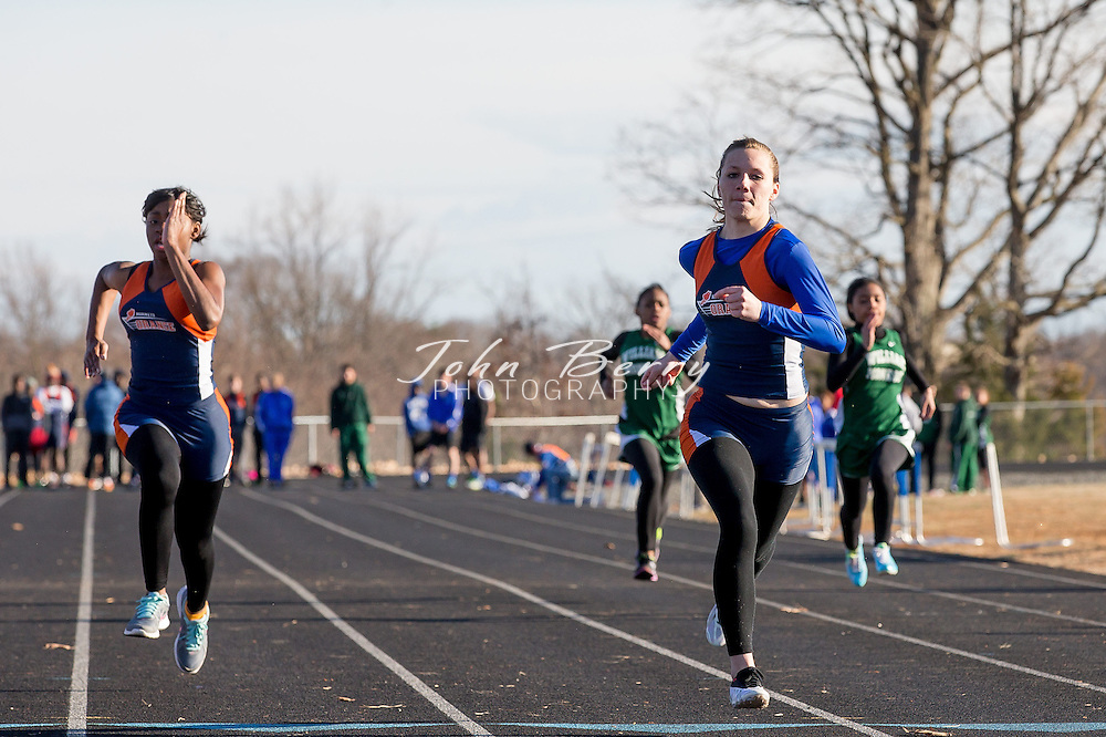 March/27/13:  MCHS Track and Field vs Orange and William Monroe