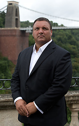 Bristol City director Ernie Arathoon - Photo mandatory by-line: Kieran McManus/JMP - Tel: Mobile: 07966 386802 31/07/2013 - SPORT - FOOTBALL - Avon Gorge Hotel - Clifton Suspension bridge - Bristol -  Team Photo