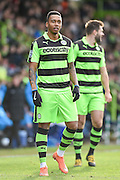 Forest Green Rovers Midfielder, Keanu Marsh-Brown (7) during the Vanarama National League match between Forest Green Rovers and Lincoln City at the New Lawn, Forest Green, United Kingdom on 19 November 2016. Photo by Adam Rivers.