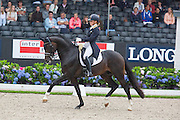 Katrien Verreet - Bailamos Biolley<br /> Longines FEI/WBFSH World Breeding Dressage Championships for Young Horses 2016<br /> © DigiShots