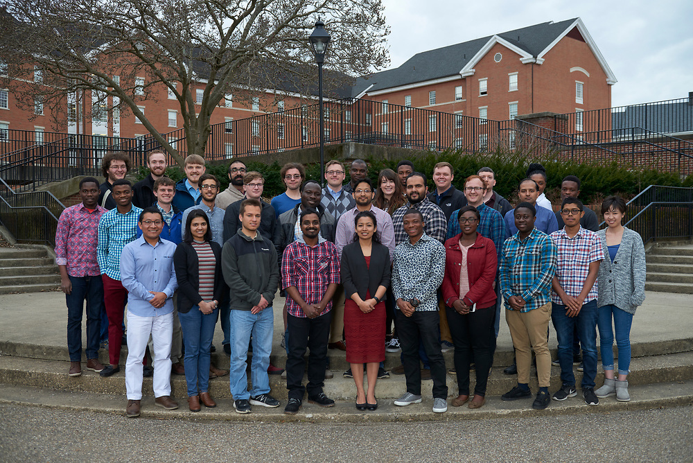 Math Department Graduate Students