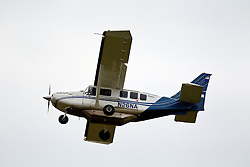 Gippsland GA-8 Airvan (registration N26NA), Lake Clark National Park, Alaska, United States of America