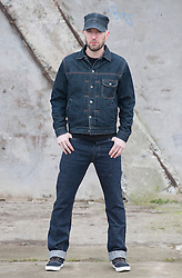 Picture by Mark Larner. Picture shows model wearing Heller's Cafe Lot 3 jeans<br /> <br /> &copy;Mark Larner 2015