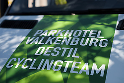 Parkhotel Valkenburg Destil at Stage 2 of Festival Elsy Jacobs 2017. A 111.1 km road race on April 30th 2017, starting and finishing in Garnich, Luxembourg. (Photo by Sean Robinson/Velofocus)
