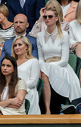 WIMBLEDON - GB -  4th July 2016: The Wimbledon Tennis Championship continues at the All England Lawn Tennis Club in S.E. London.<br /> <br /> Matt Dawson <br /> Photo by Ian Jones