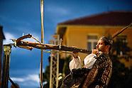 CROATIA - Rab medieval crossbow tournament