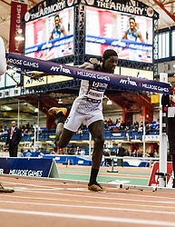 The 108th Millrose Games Track & Field: Long Island High School Boys' 4x400m Relay
