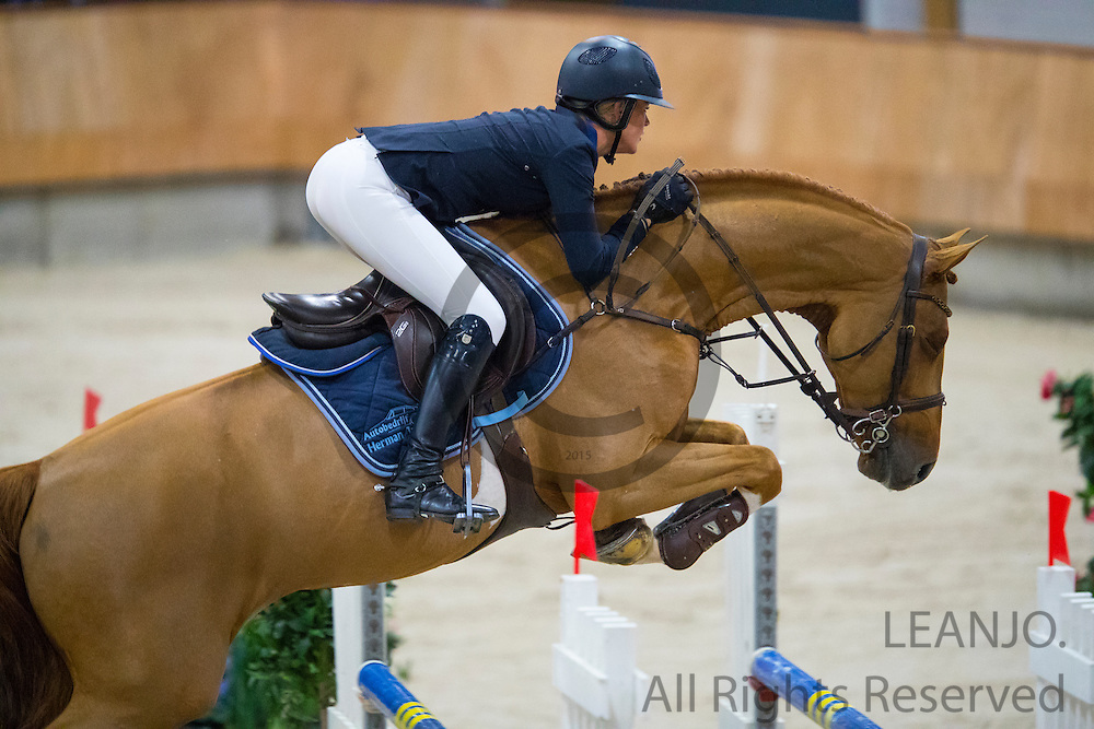 Kimberley Wincing - Flying Dream<br /> KWPN Hengstencompetitie 2016<br /> &copy; DigiShots