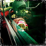 Paris, France. January 19th 2012.In the parisian subway