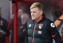 Bournemouth manager Eddie Howe - Mandatory by-line: Alex James/JMP - 22/10/2016 - FOOTBALL - Vitality Stadium - Bournemouth, England - AFC Bournemouth v Tottenham Hotspur - Premier League