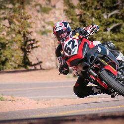 Pikes Peak 2014 - Motorcycle Practice - Rick Beets