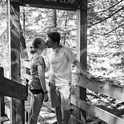 Andrea Shilling & Cory Portwood