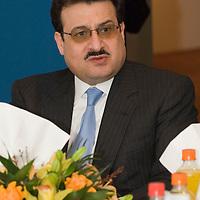 .The Ambassador of Saudi Arabia to the United Kingdom and Ireland, HRH Prince Mohammed bin Nawaf<br />