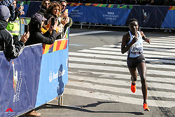 Joyciline Jepkosgei, KEN, adidas<br /> TCS New York City Marathon 2019
