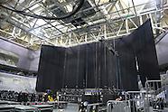 Rigging in der SAP Arena