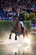 Hans Dieter Dreher - Master de Menardiere<br /> World Equestrian Festival, CHIO Aachen 2013<br /> © DigiShots