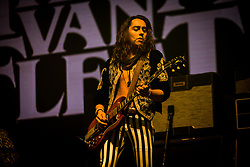 June 17, 2018 - Landgraaf, Limburg, Netherlands - Jake Kiszka of Greta Van Fleet performing live at Pinkpop Festival 2018 in Landgraaf, Netherlands,on 17 June 2018. (Credit Image: © Roberto Finizio/NurPhoto via ZUMA Press)