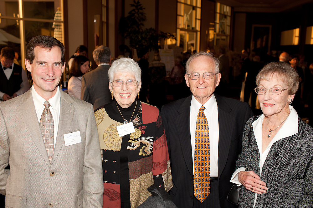 Jerry Hammer, Barbara and Jim Hartung, and Marge Arnold.