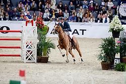 Delestre Simon, FRA, Chesall Zimequest<br /> Gothenburg Horse Show FEI World Cups 2017<br /> © Hippo Foto - Stefan Lafrentz<br /> 26/02/17