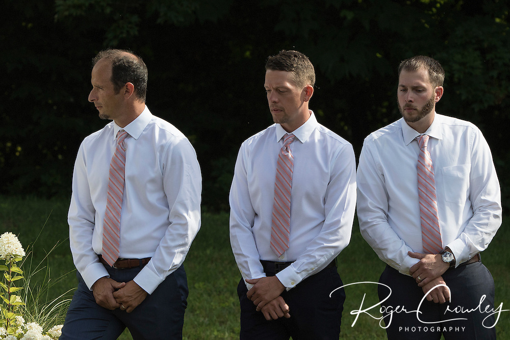 Joe & Wendy diStefano were married on August 1, 2015 at Squabetty Underhil, Vermont