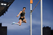 Timur Morgunov (ANA) competes in Pole Vault Men during the European Championships 2018, at Olympic Stadium in Berlin, Germany, Day 6, on August 12, 2018 - Photo Julien Crosnier / KMSP / ProSportsImages / DPPI