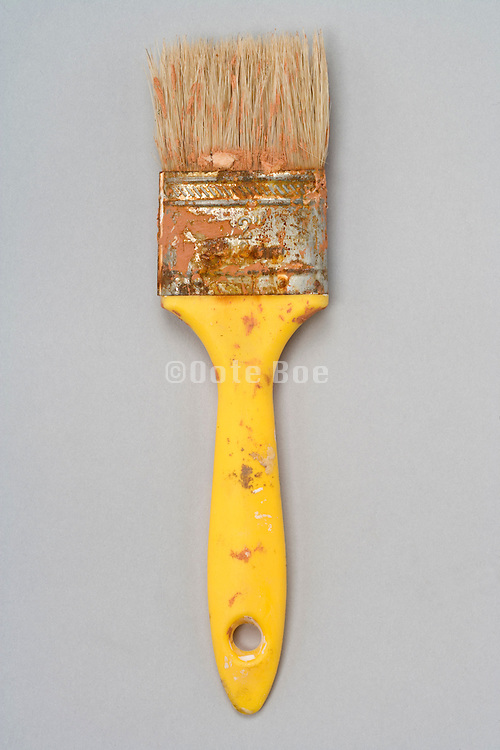 used painting brush