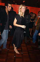 LADY GABRIELLA WINDSOR at a party to celebrate the publication of 'E is for Eating' by Tom Parker Bowles held at Kensington Place, 201 Kensington Church Street, London W8 on 3rd November 2004.<br /><br />NON EXCLUSIVE - WORLD RIGHTS