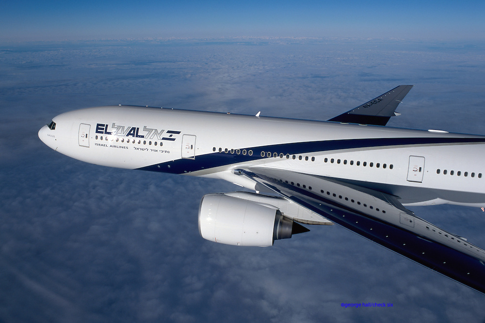 Boeing 777, El Al Israel