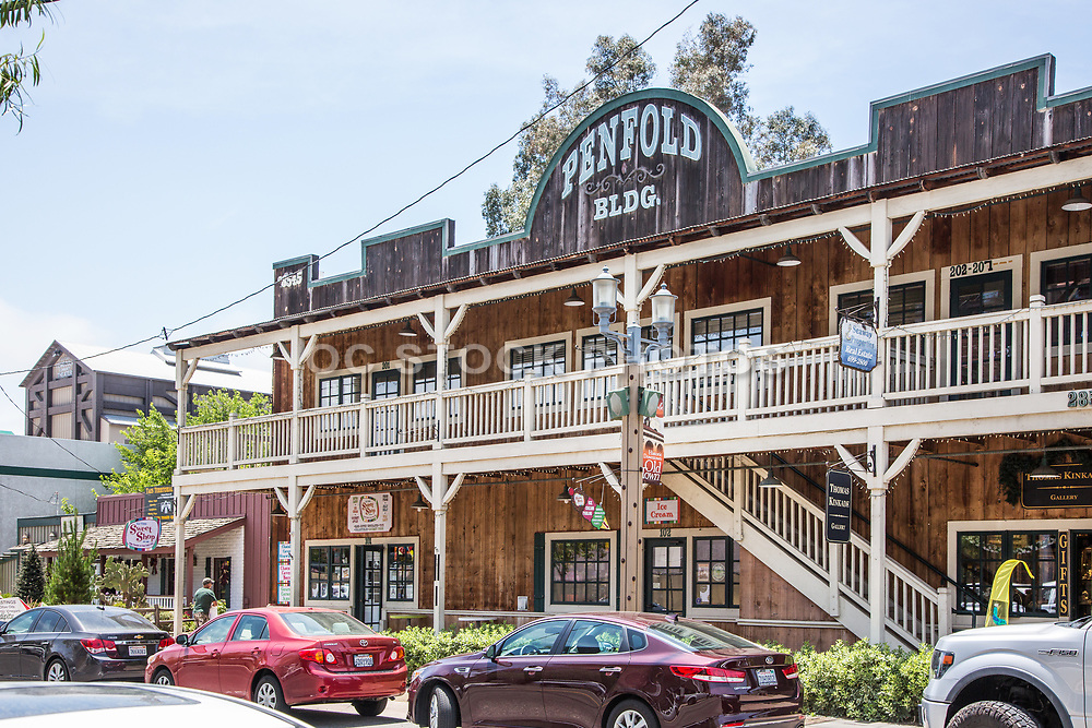 Historic Penfold Building Old Town Temecula