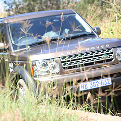 THURSDAY 13TH MAY 2010 / DURBAN SOUTH AFRICA<br /> Jacques Botes<br /> during the Sharks  off road for the Land rover Experience
