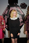 NATHALIE PRESS, The private view of exhibition 'The House of Viktor & Rolf', at The Barbican Gallery.  London.  June 17 2008. *** Local Caption *** -DO NOT ARCHIVE-© Copyright Photograph by Dafydd Jones. 248 Clapham Rd. London SW9 0PZ. Tel 0207 820 0771. www.dafjones.com.