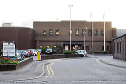 "File photo dated 13/11/07 of the main entrance of Cardiff prison. Prison staffing levels must be urgently reviewed after an explosive device ""erupted"" at HMP Cardiff, a Welsh assembly member has said."
