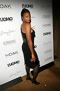 "Tantyana Ali pictured at the cocktail party celebrating Sean ""Diddy"" Combs appearance on the "" Black on Black "" cover of L'Uomo Vogue's October Music Issue"