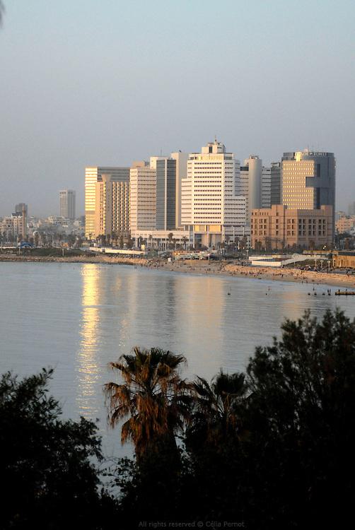 Tel aviv from Yaffo