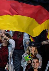 05-08-2016 BRA: Olympic Games day -1, Rio de Janeiro<br /> Openingsceremonie van de Olympische Spelen in Rio / dans, muziek, show en eenboodschap aan de wereld - Duitsland