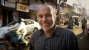 I was shooting in Malleswaram (in Bangalore) in April 2014. A gentleman got out of his car and introduced himself as Anil Kumar, actor. He played the male lead in the 1975 Kannada film 'Bili Hendthi' (White/Caucasian wife). I was just eight years old when I saw the film in a theater in Mangalore.  He chatted with me, said he still acts and models if he gets jobs that suit his age!
